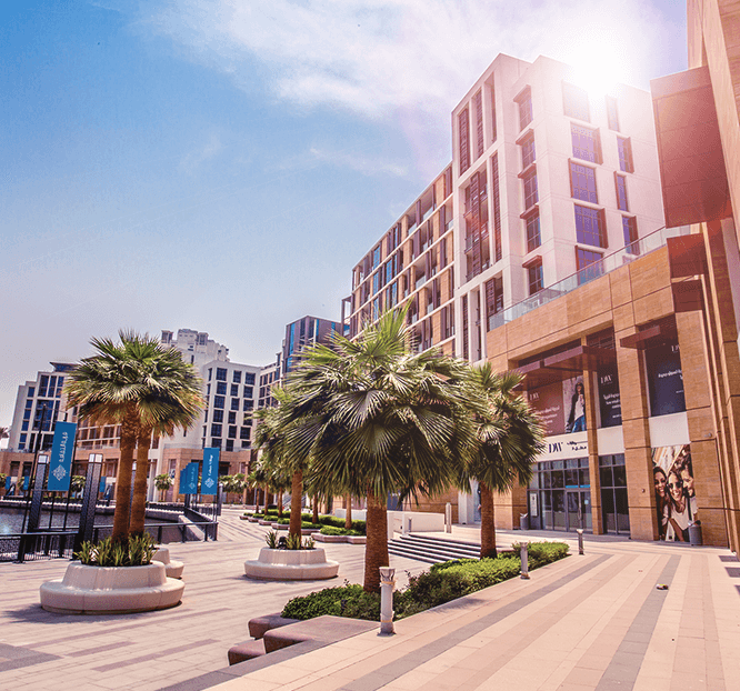 Cheap Apartments For Rent Dubai: Dubai Wharf Apartments For Rent, Starting From AED 52,250